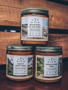 Elder & Co Parks & Trails Candle Collection - Provisions, LLC