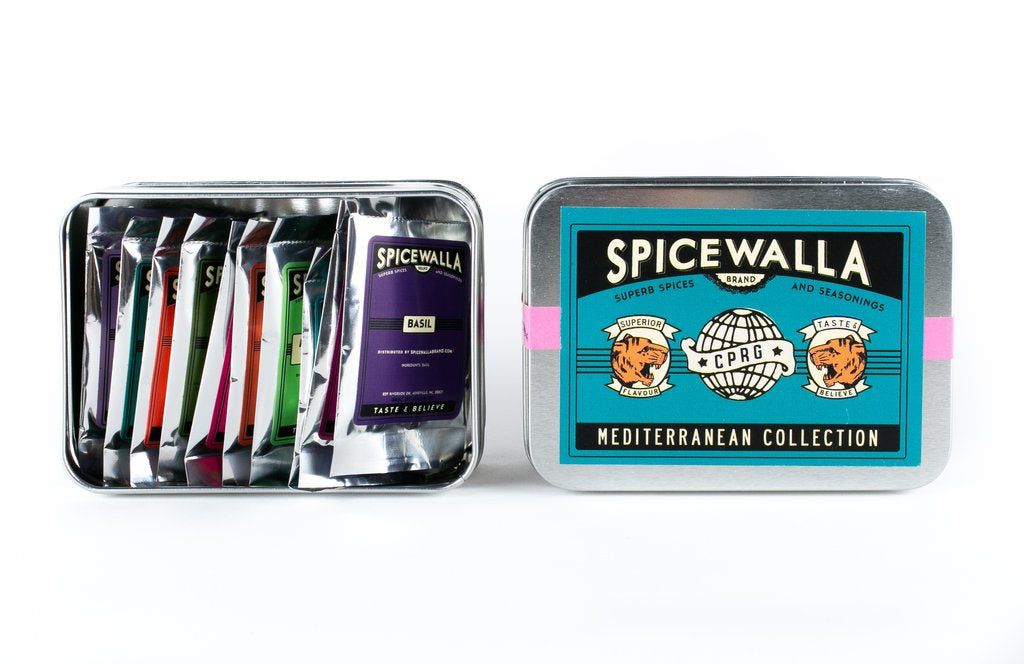 Spicewalla Mediterranean Tasting Collection Tin - Provisions, LLC