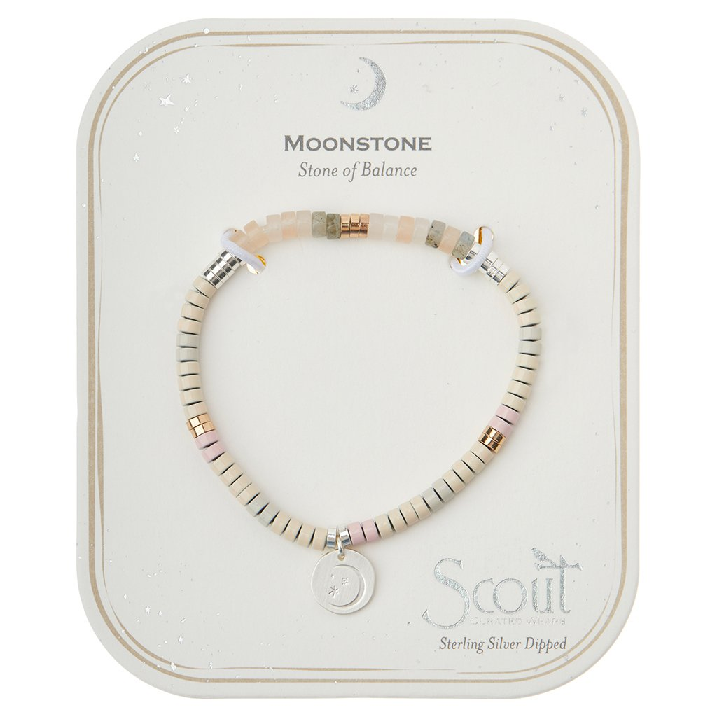 Scout Stone Intention Charm Bracelet - Provisions Mercantile