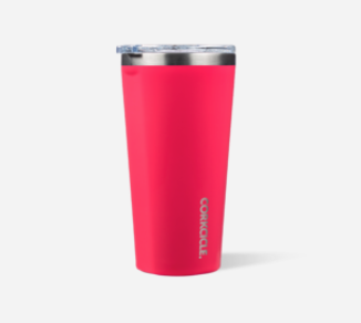 Corkcicle Glossy Flamingo Classic Tumbler 16 oz - Provisions, LLC