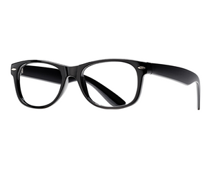 Classic Blue Light Filtering Eye Wear in Black - Provisions, LLC