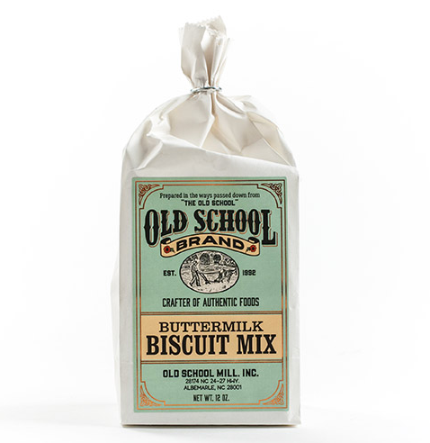 Old School Buttermilk Biscuit Mix - Provisions, LLC