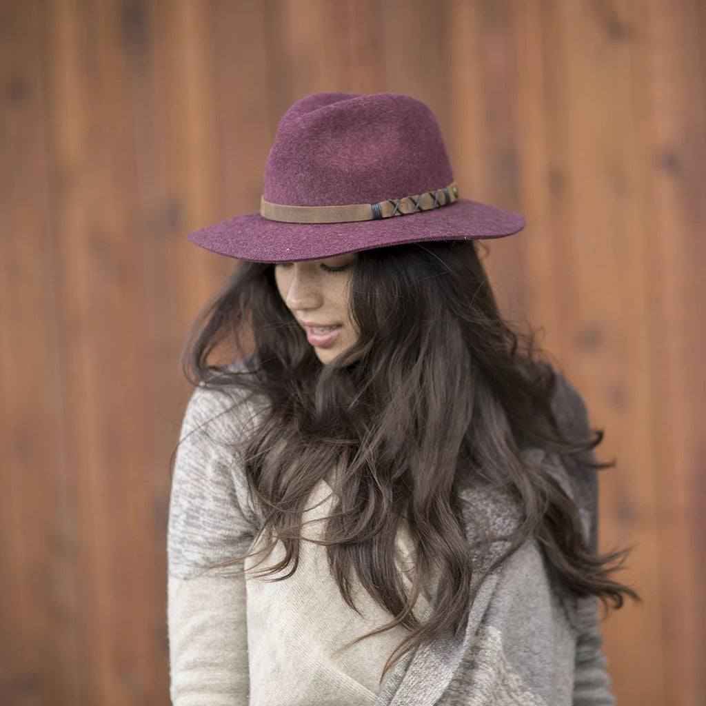 Soho Wide-Brim Hat - Provisions, LLC