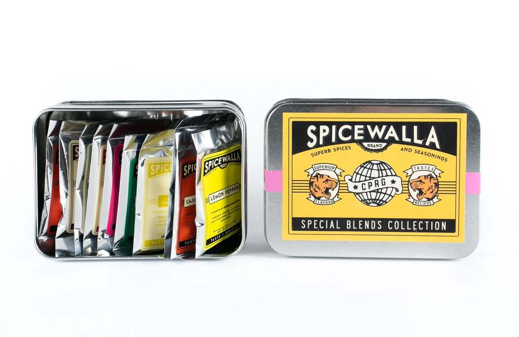 Spicewalla Special Blends Tasting Collection Tin - Provisions, LLC