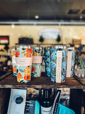 RIFLE PAPER CO. TUMBLER - Provisions, LLC