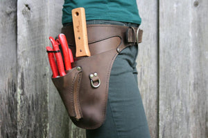 WM Essential Leather Tool Belt - Provisions, LLC