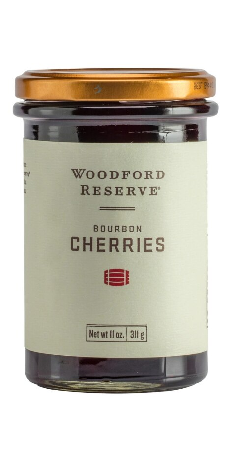Woodford Reserve Cocktail Cherries Jar - Provisions, LLC