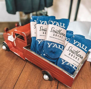 Y'ALL Southern Socks - Provisions, LLC