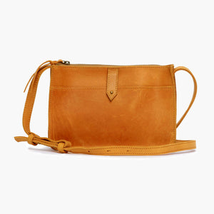 ABLE Chaltu Top Zip Crossbody - Provisions, LLC