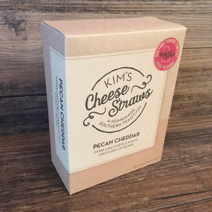 Kim's Cheese Straws - Provisions, LLC
