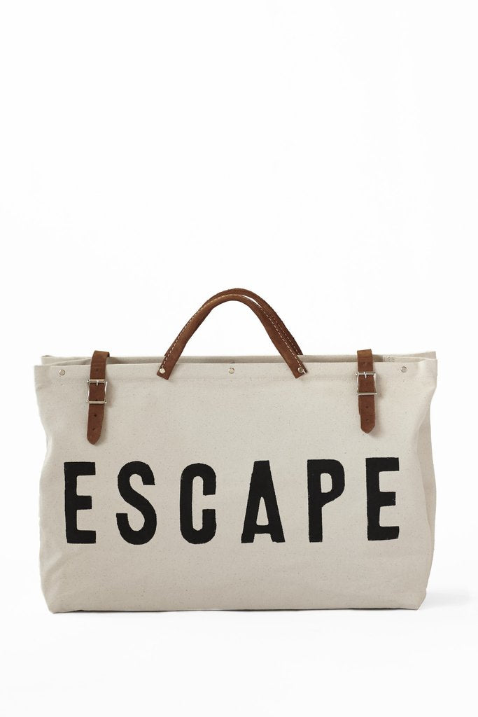 Forestbound ESCAPE Canvas Bag - Provisions Mercantile
