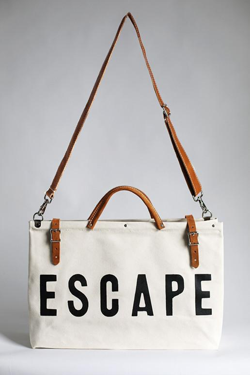 Forestbound ESCAPE Canvas Bag with Strap - Provisions, LLC