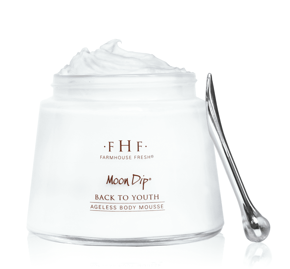 Moon Dip Back To Youth Ageless Body Mousse - Provisions, LLC