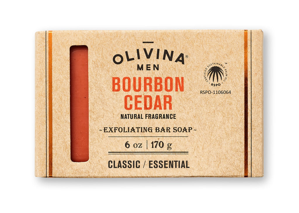 Exfoliating Bar Soap - Provisions, LLC