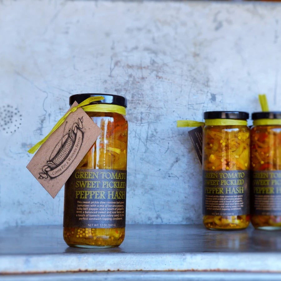 Copper Pot Wooden Spoon: Tomato & Sweet Pepper Hash - Provisions, LLC