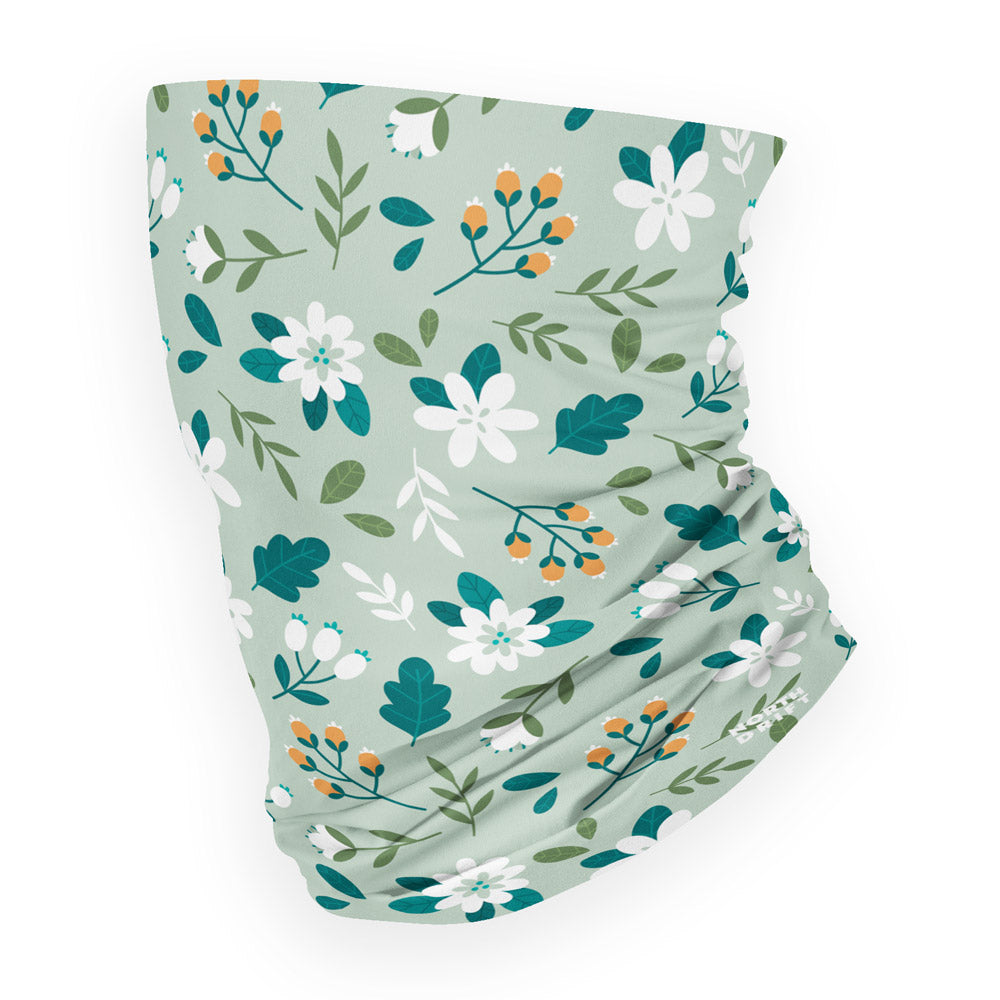 Wild Flowers Neck Gaiter