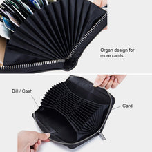 Load image into Gallery viewer, Multi-functional Card Holder Long Purse
