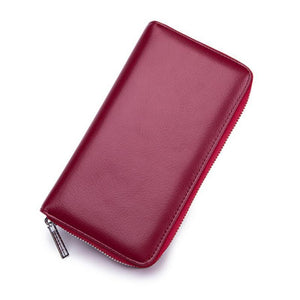 Multi-functional Card Holder Long Purse
