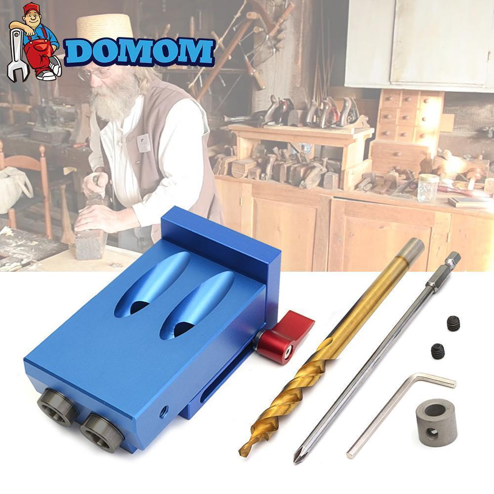 Domom® Mini Pocket Hole Jig Kit