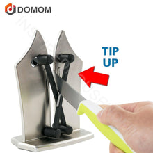 Load image into Gallery viewer, Domom Kitchen Knife Sharpener