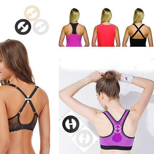 Bra Conceal Strap and Cleavage Control (3 PCs)