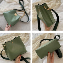 Load image into Gallery viewer, Fashion Chain Bucket Bag