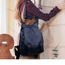Load image into Gallery viewer, Fashionable multifunctional backpack