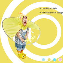 Load image into Gallery viewer, Creative Children Raincoat