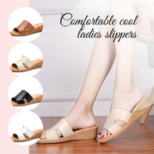 Load image into Gallery viewer, Comfortable cool ladies slippers