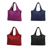 Load image into Gallery viewer, Ladies Large Capacity Handbag, Nylon Waterproof Shoulder Bag