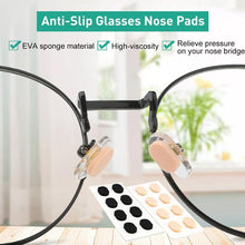 Load image into Gallery viewer, Anti-Slip Glasses Nose Pads