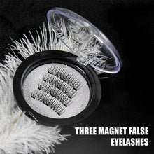 Load image into Gallery viewer, 3D Magnetic Eyelashes without Glue