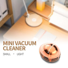 Load image into Gallery viewer, Mini Palm-sized Worktop Vacuum Cleaner