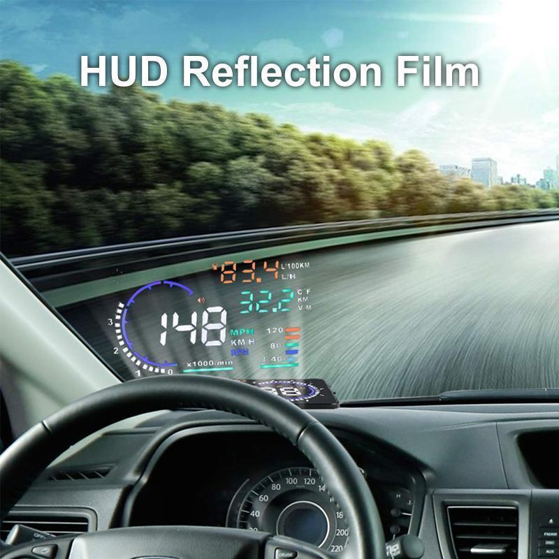 Head Up Display HUD Film Protective Reflective Windshield Film