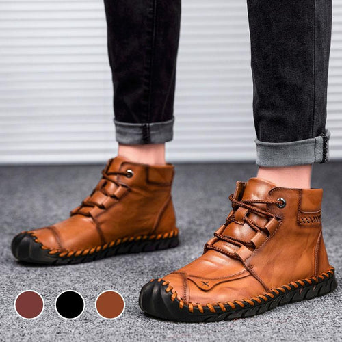 Casual Ankle Boots for Men