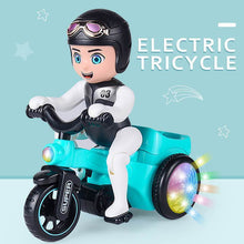 Load image into Gallery viewer, Electric Tricycle Toy with Music & Light