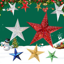 Load image into Gallery viewer, Christmas Good Idea Bling Bling Shining Star