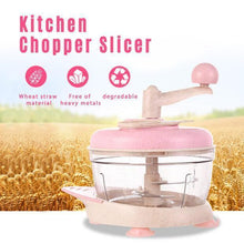 Load image into Gallery viewer, Multifunctional Manual Food Processor Chopper
