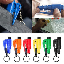 Load image into Gallery viewer, 3 in 1 Car Life Keychain