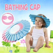 Load image into Gallery viewer, Children's bath shampoo cap