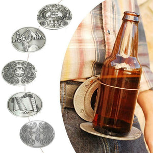 Creative Beer Belt Buckle