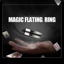 Load image into Gallery viewer, Magic Props Floating Ring Magic Trick