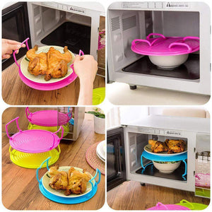 Microwave Folding Tray (2 PCs)