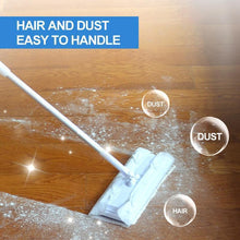 Load image into Gallery viewer, Flat Mop for Cleaning Hardwood and Floors
