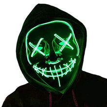 Load image into Gallery viewer, Halloween - LED luminous mask