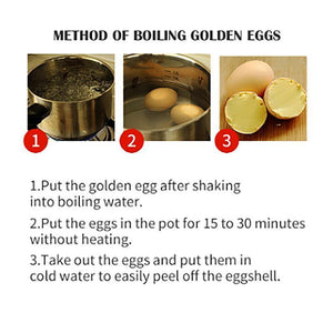 Golden Egg Maker Creative Cooking Tool
