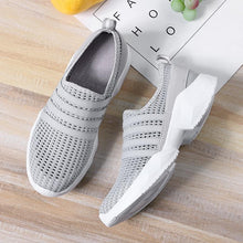 Load image into Gallery viewer, Mesh Sports Casual Slip On Walking Shoes