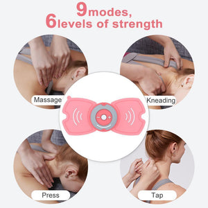 Multifunctional Mini Relax Muscle Sticker