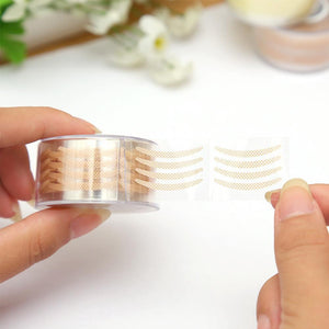 Invisible Double Fold Eyelid Shadow Sticker