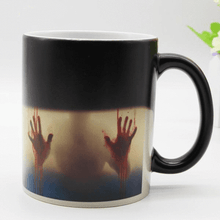 Load image into Gallery viewer, Horrible Heat-reacting Mug